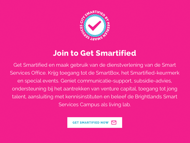 Join to get Smartified