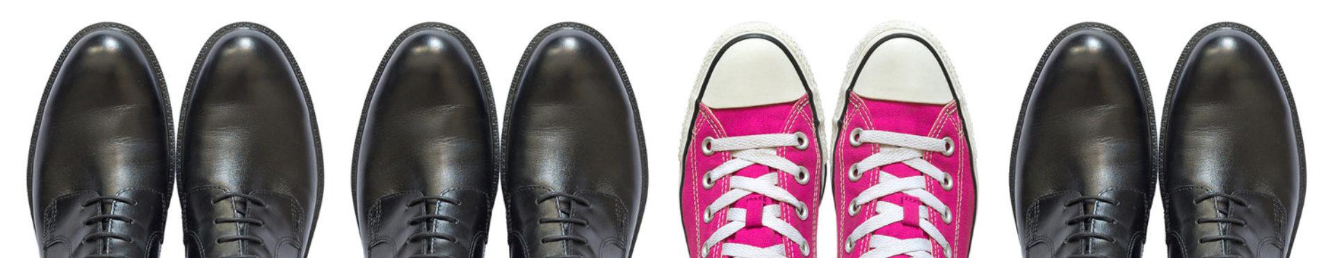 Consultants Düsseldorf schoenen - Rene Verkaart)