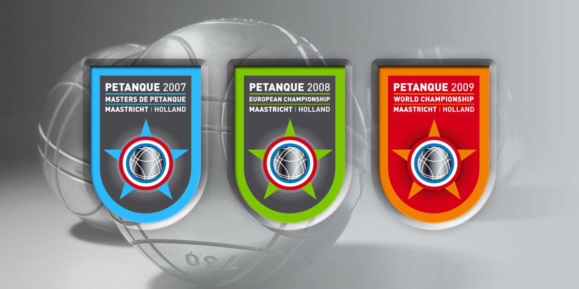 Petanque logo - Jeroen Borrenbergs)