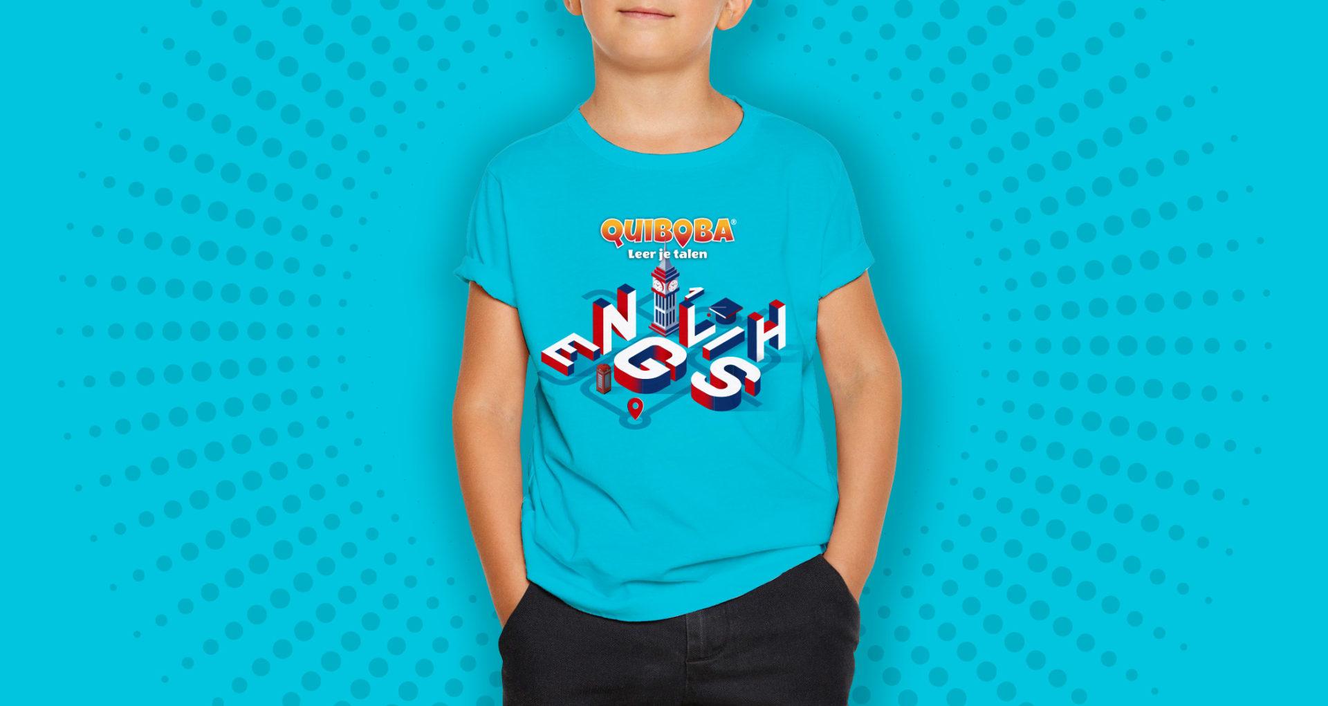 Taalspel T-Shirt - Rene Verkaart)