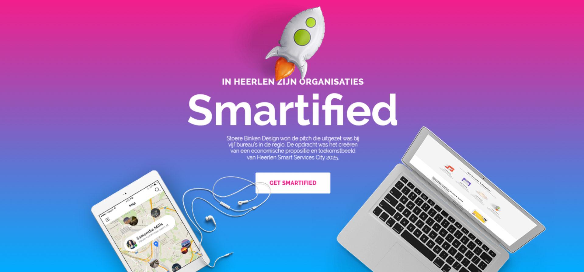 Smartified Heerlen banner - Rene Verkaart)