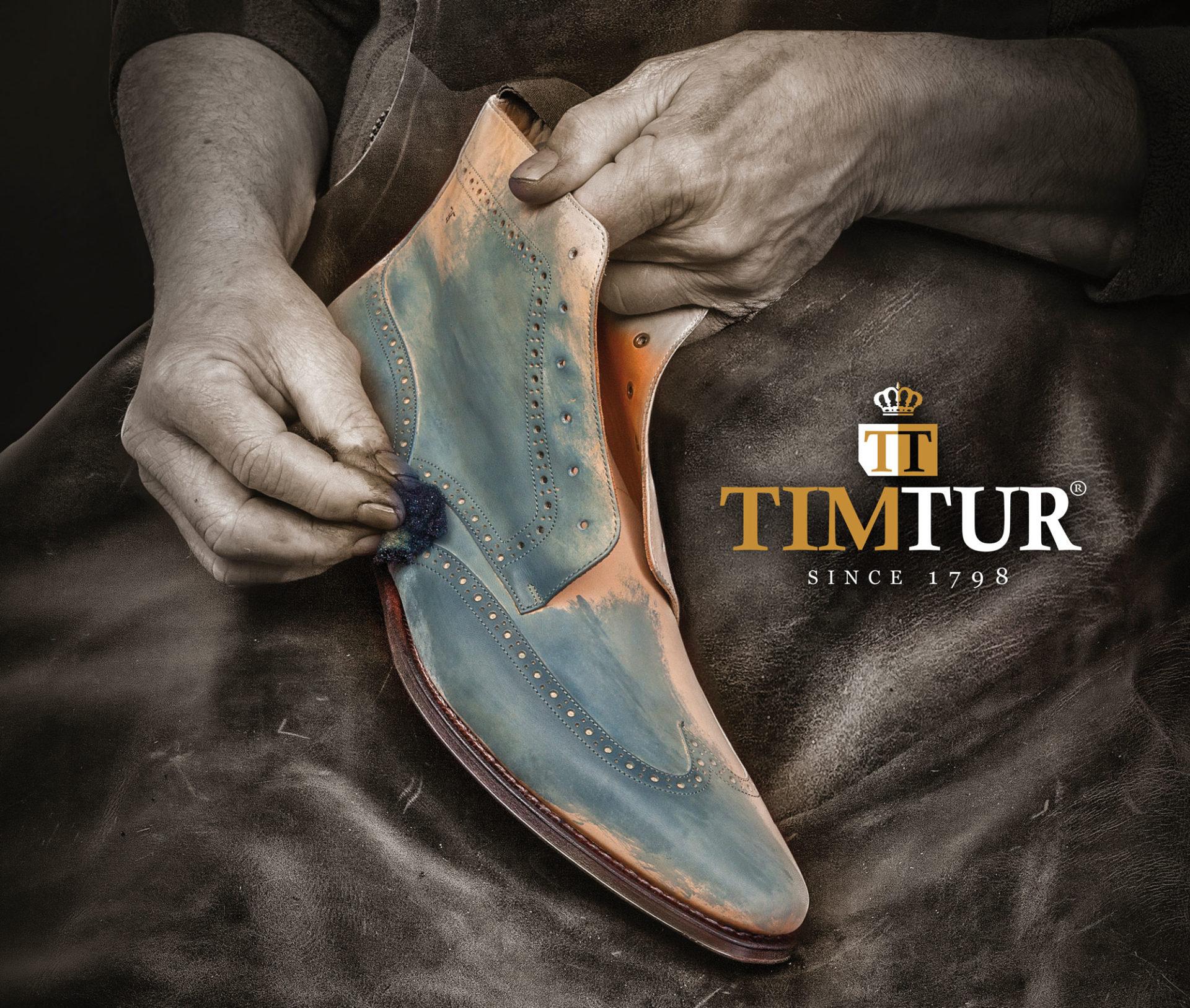 Timtur schoen - Rene Verkaart)