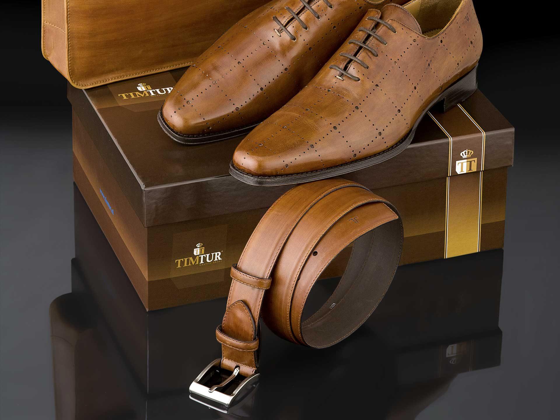 Timtur schoenen - Rene Verkaart)