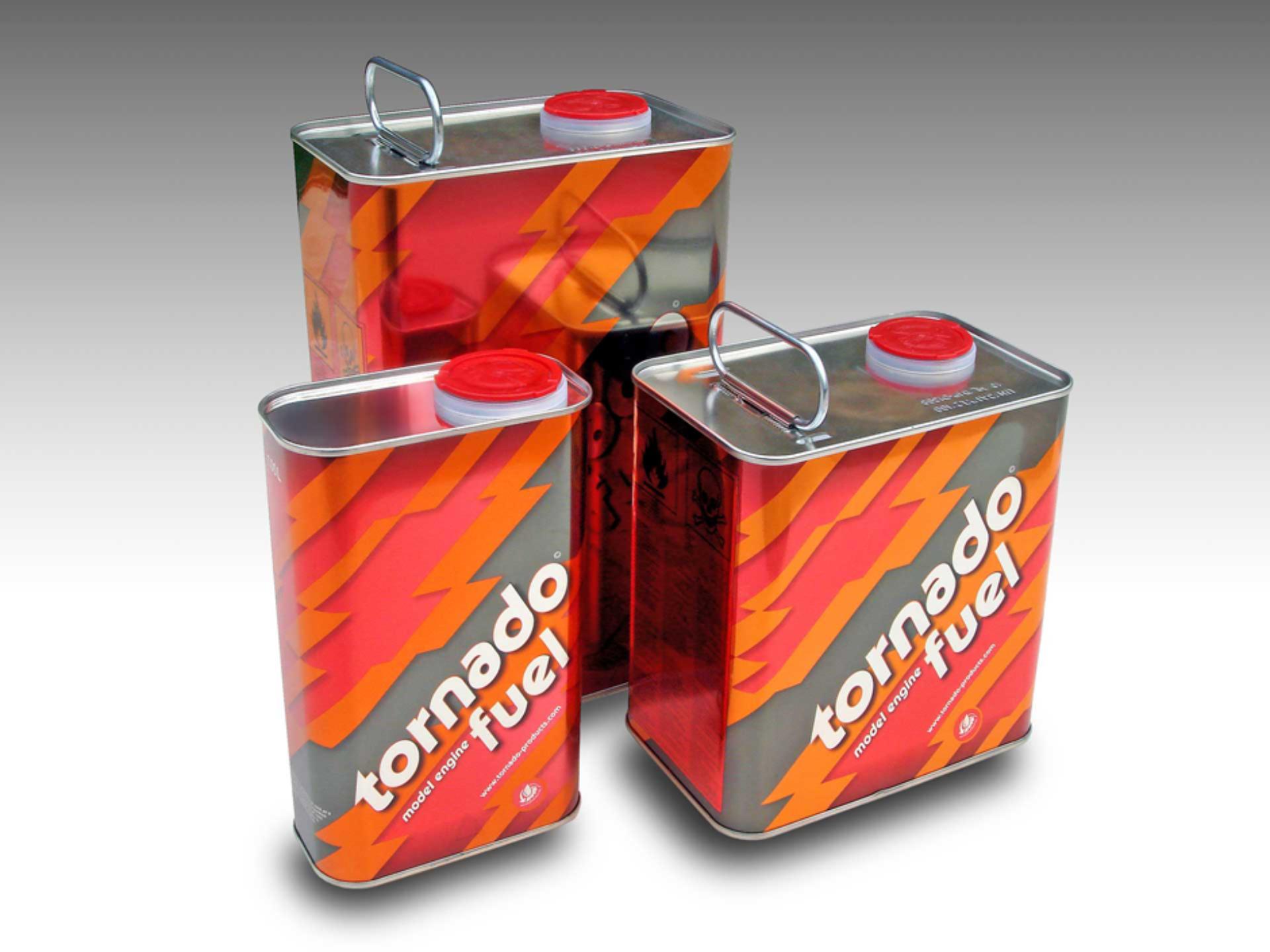 Tornado Fuel - Rene Verkaart)