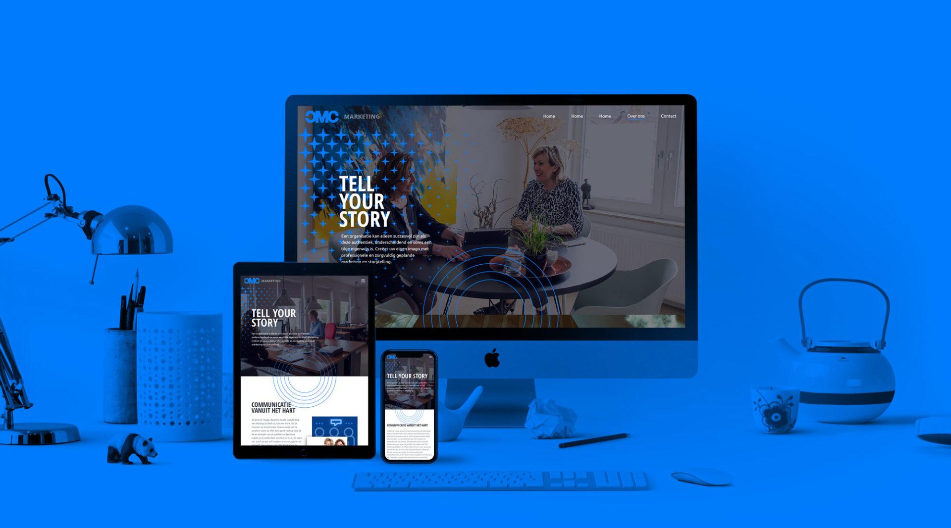 CMC responsive webdesign - Rene Verkaart)
