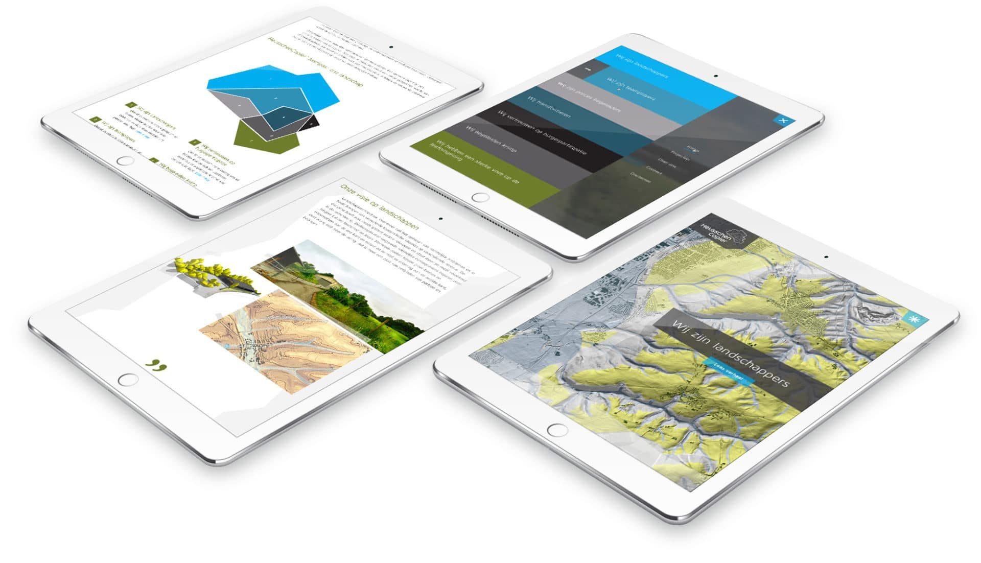 HeusschenCopier iPad - Rene Verkaart)