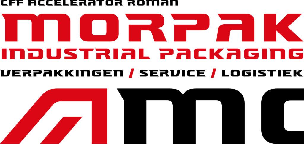Morpak Custom Typografie - Rene Verkaart