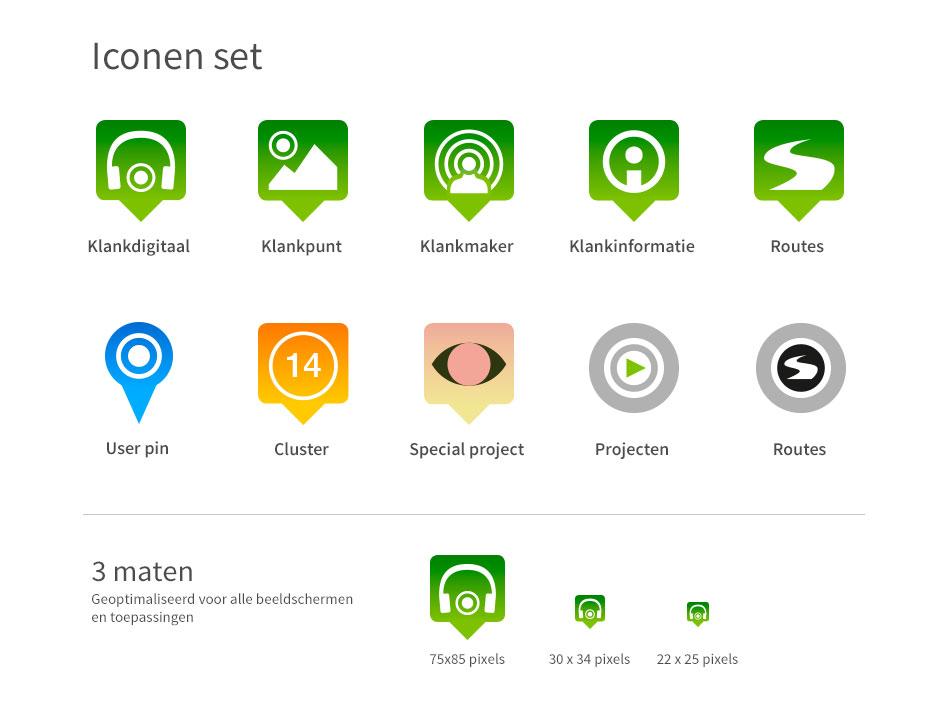 klankatlas iconen - Rene Verkaart