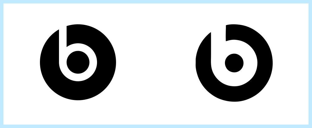 Beats by Dr Dre logo rip off - Rene Verkaart