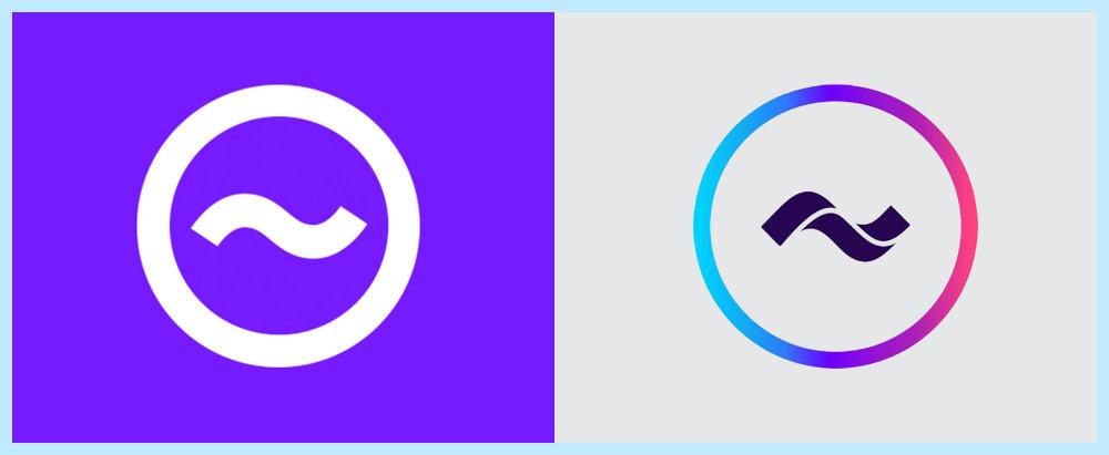 Facebook Calibra logo rip off - Rene Verkaart