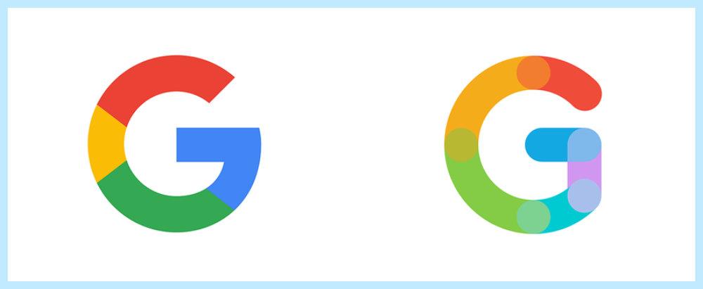 Google logo rip off - Rene Verkaart