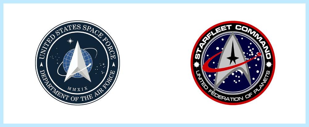 Star Force logo rip off - Rene Verkaart