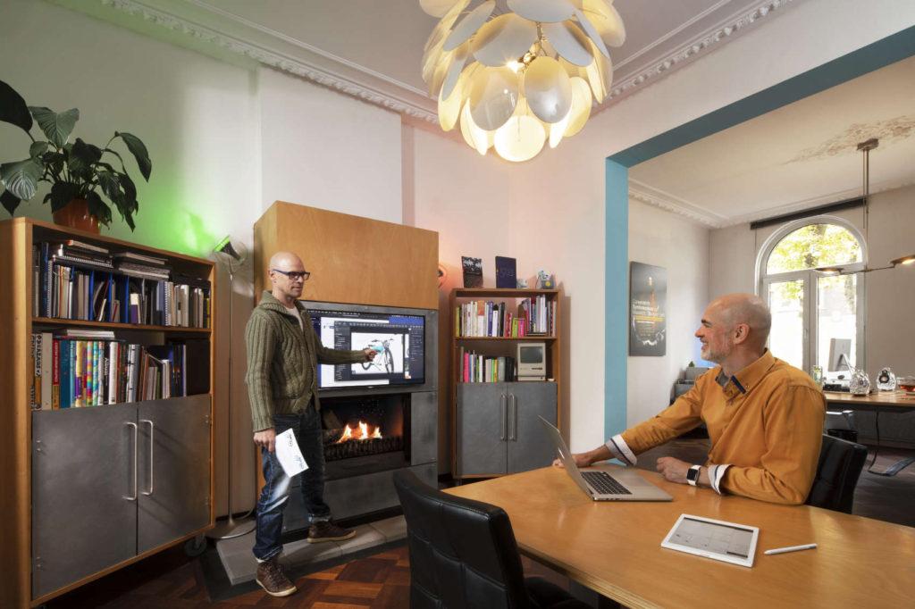 Stoere Binken Design studio - Rene Verkaart