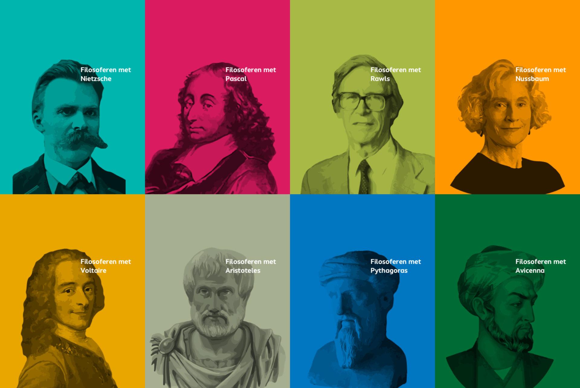 Filosoferen met Sofia - Rene Verkaart)