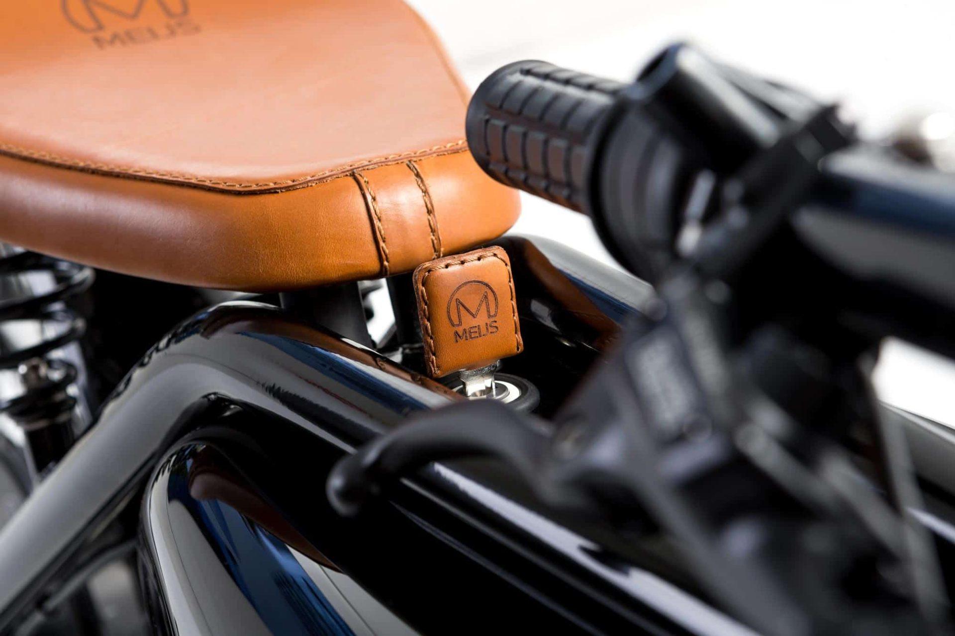 Meijs Motorman saddle and key - Rene Verkaart)