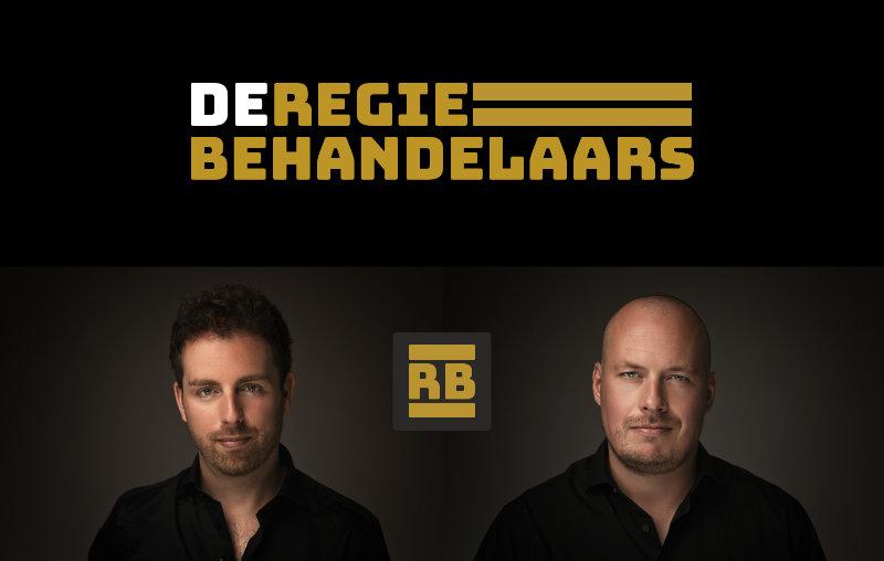 De Regiebehandelaars logo - Rene Verkaart