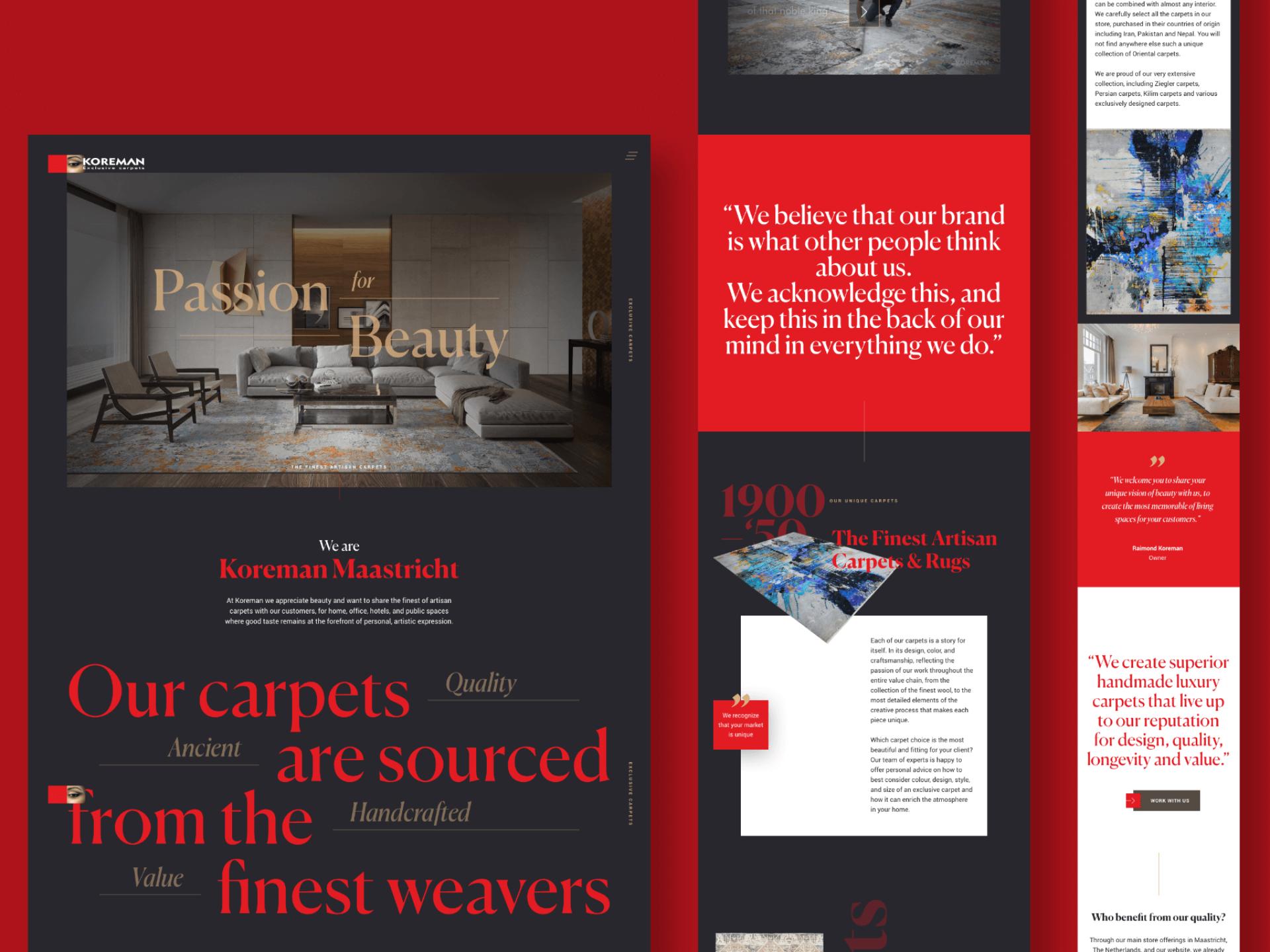 Koreman responsive design - Rene Verkaart)