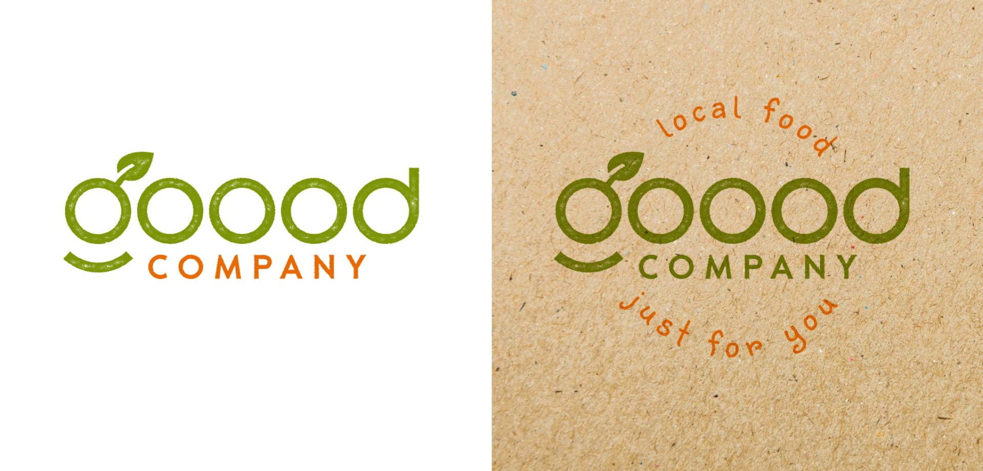 Goood Company logo - Rene Verkaart)