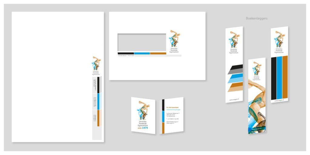 USG huisstijl management design system - Jeroen Borrenbergs