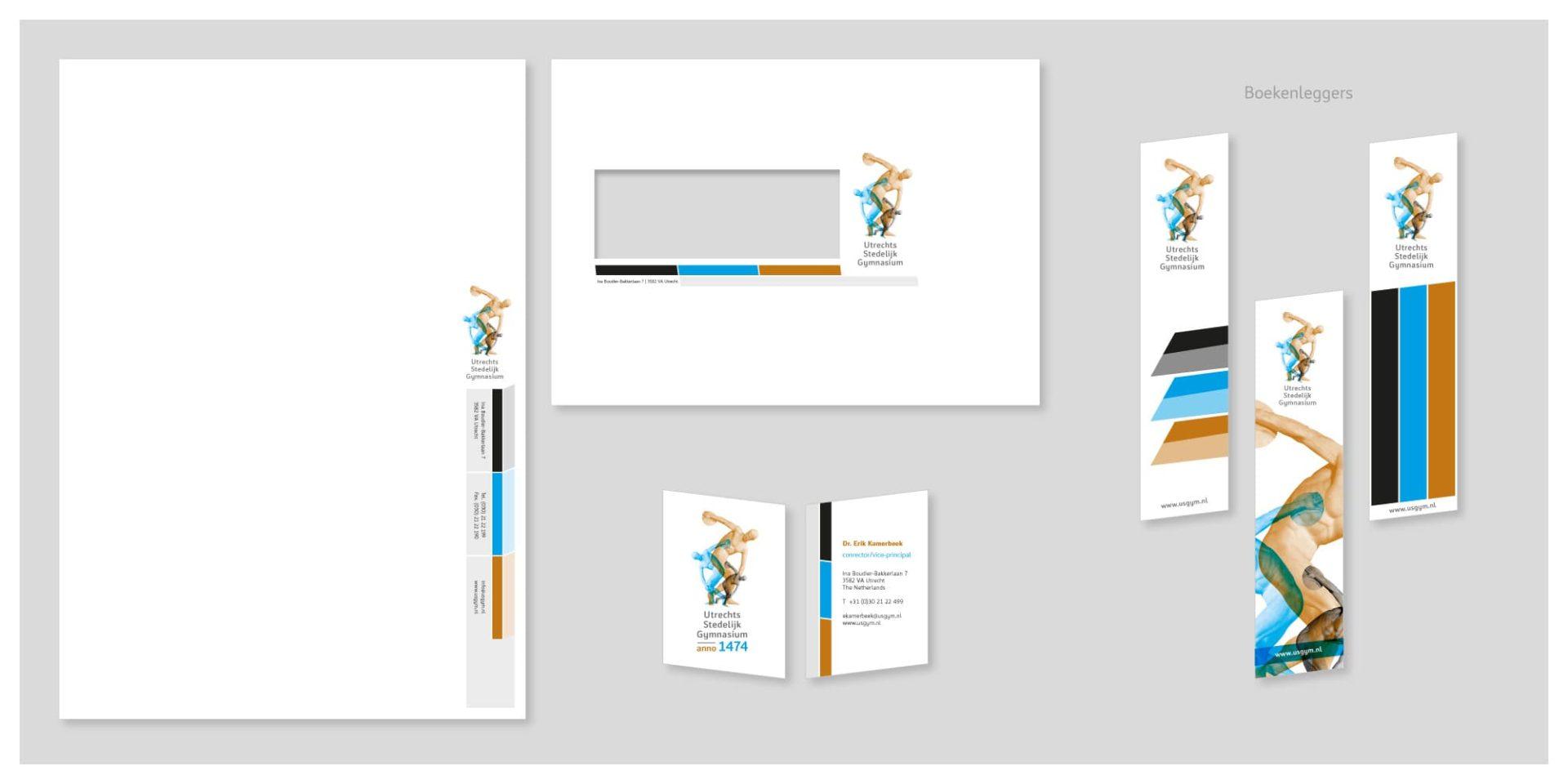 USG huisstijl management design system - Jeroen Borrenbergs)