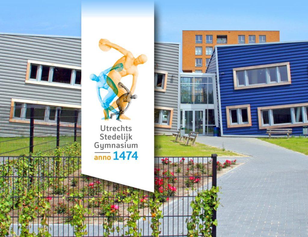 USG huisstijl management gebouw - Rene Verkaart