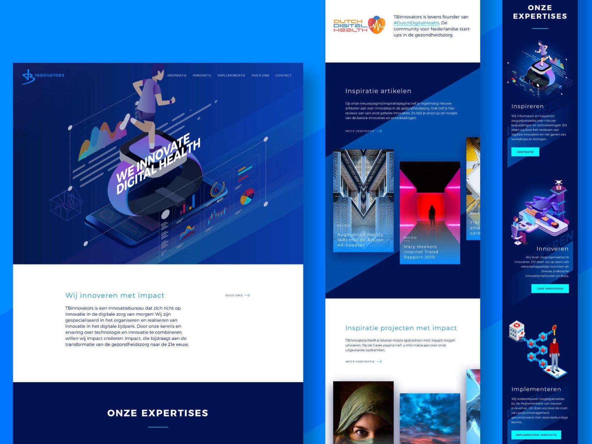 TBinnovators responsive design - Rene Verkaart)